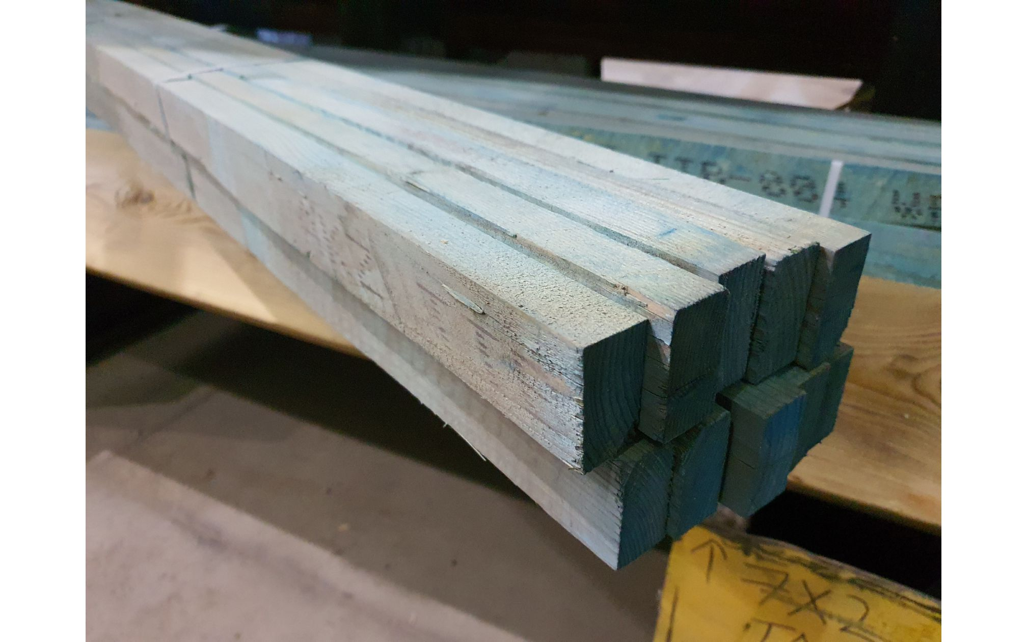 Battens Carcassing CLS