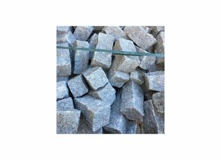 B&S New Granite Setts 200x100x100mm (Tonne)