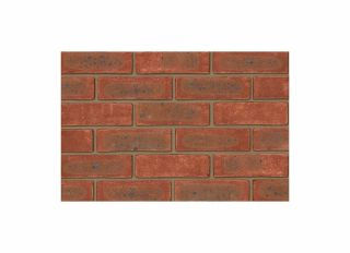 Ibstock Parkhouse Weston Red Multi Bricks