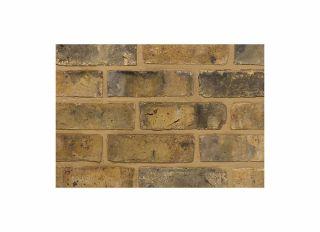 IHB Weathered Original London Yellow Stock Metric Brick