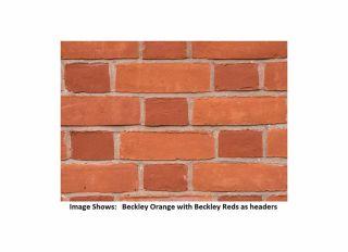 Sussex Handmade Beckley Orange Stock Brick
