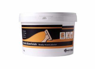 Thistle Skim Finish Ready Mix Plaster 6kg Tub