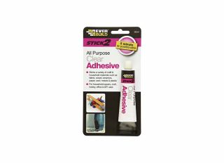 Everbuild Stick2 All Purpose Clear Adhesive 30ml