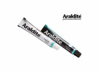 Araldite Crystal Epoxy 15ml Twin Pack