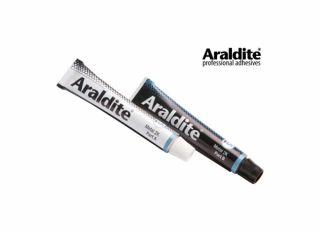 Araldite Steel Epoxy 15ml Twin Pack