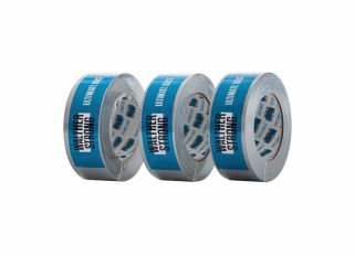 Walther H/D Ultimate W/P Duct Tape Silver 50mmx50m