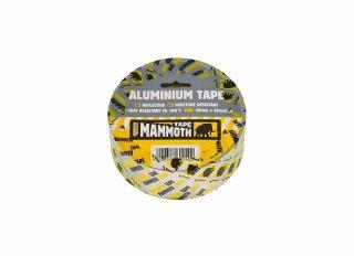 Everbuild Mammoth Aluminium Tape 50mmx45m