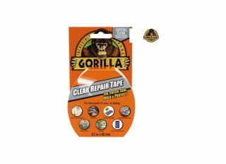 Gorilla Tape Clear Repair 8.2m