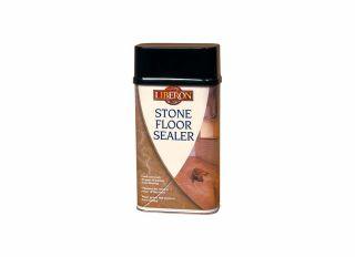 Liberon Colour Enhancer Stone Floor Sealer 1L