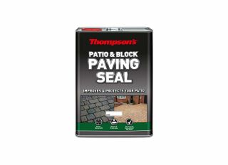 Thompsons Patio & Block Paving Cleaner 5L