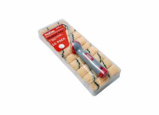 Rodo Prodec Acrylic Mini Roller Frame Set (Pack of 10)