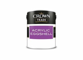 Crown Trade Clean Extreme Acrylic Eggshell White 5L