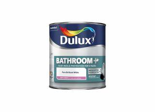 Dulux Easycare Bathrooms Sheen Brilliant White 1L