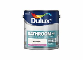 Dulux Bathrooms Sheen Jasmine White 2.5L