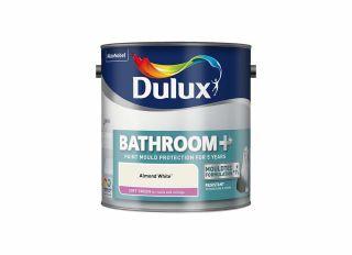 Dulux Bathrooms Sheen Almond White 2.5L