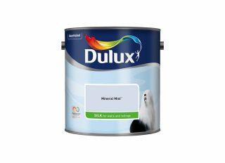 CLEARANCE Dulux Lux Silk Mineral Mist 2.5L