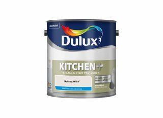 Dulux Easycare Kitchen Matt Nutmeg White 2.5L