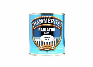 Hammerite Radiator Gloss White 500ml