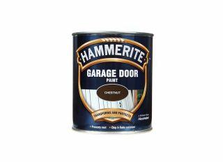 Hammerite Garage Door Paint Chestnut Brown 750ml