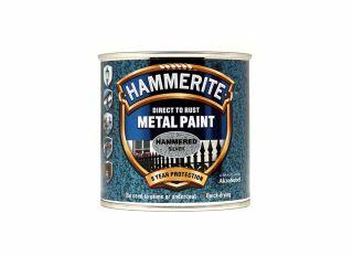 Hammerite Hammered Silver 250ml