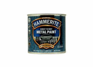 Hammerite Hammered Dark Green 250ml