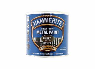 Hammerite Smooth Gloss Copper 250ml