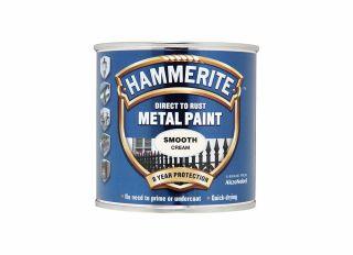 Hammerite Smooth Gloss Cream 250ml