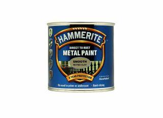 Hammerite Smooth Gloss Muted Clay 250ml