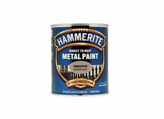 Hammerite Smooth Gloss Muted Clay 750ml