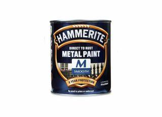 Hammerite Smooth Medium Base 750ml