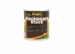Rustins Blackboard Paint 500ml