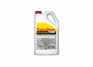 Sandtex Trade Fungicide Solution Clear 5L