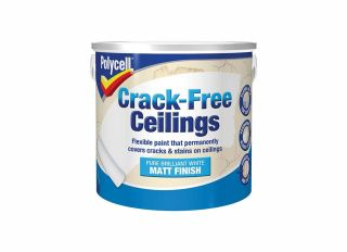 Polycell Crack Free Ceilings 2.5L