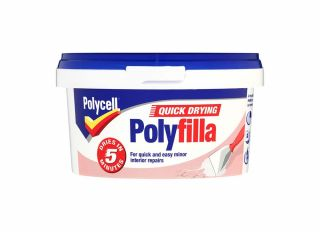Polyfilla Quick Drying Polyfilla 500g