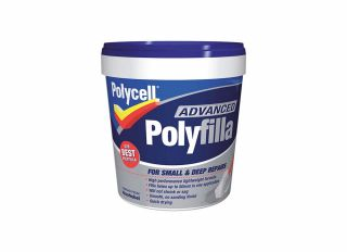 Polycell Advanced All In One Polyfilla 600ml