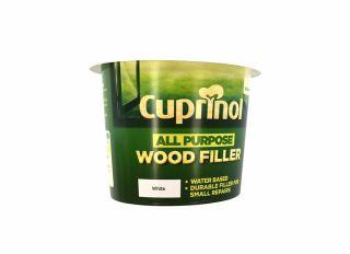 Cuprinol All Purpose Wood Filler White 250ml