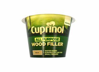 Cuprinol All Purpose Wood Filler Natural 500ml