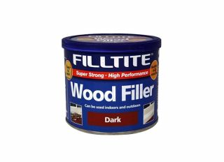 Filltite HP 2Part Solvent Free Wood Filler 500g White F18226