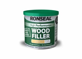 Ronseal High Performance Wood Filler Dark 550g