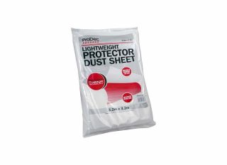 Rodo Prodec Lightweight Protector Dust Sheet 3.2x3.2m