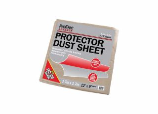 Rodo Prodec Protector Dust Sheet 3.7x2.7m (12x9ft)