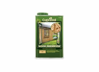 Cuprinol Ultimate Garden Wood Preserver Red Ceder 1L