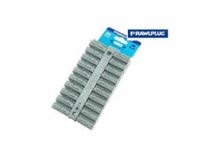 Rawlplug Uno Plugs Grey 5-8mm (Card 80)