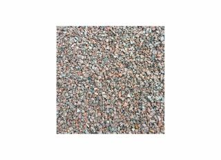Rose Grey Scottish Granite Chippings Bulk Bag