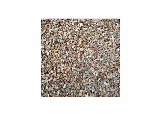 Devon Pink Limestone Chippings Loose Tipped Tonnes