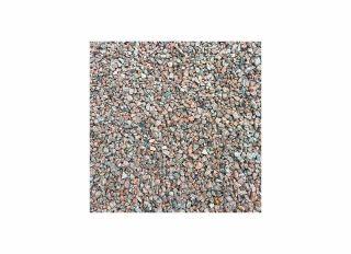 Rose Grey Scottish Granite Chippings Loose Tipped Tonnes