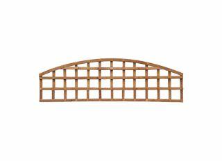 Grange Dome Trellis Fence 1830 x 570mm DTT110