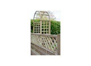 Grange Elite St Malo Fence Panel 1800 x 1200mm ELITEPM12