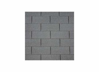 IKO Armourglass Plus Square Butt Shingles Grey (2m2 Pack)