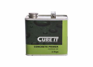 Cure It GRP Roofing Concrete Primer 2.5kg